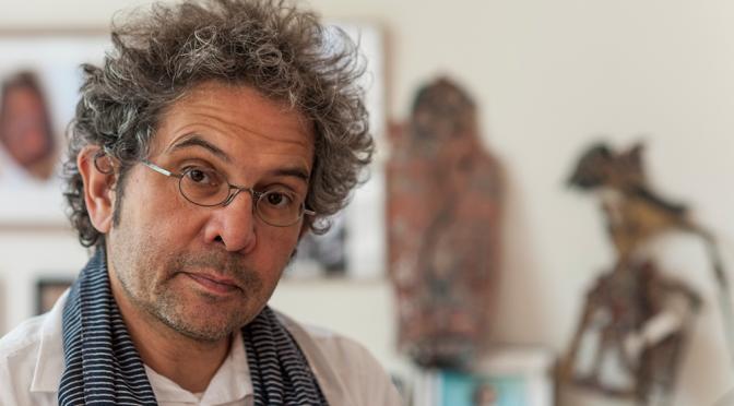 Max Kisman, de man die tekens maakt