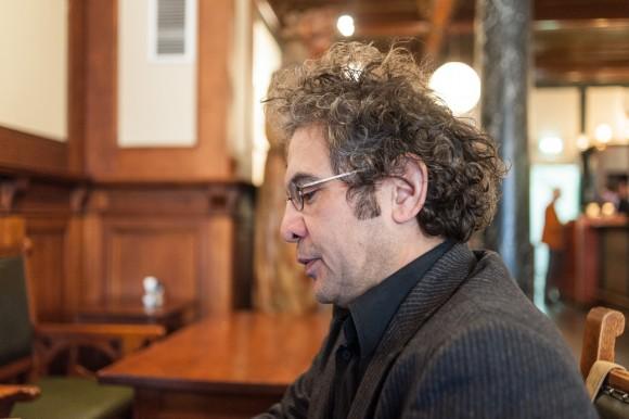 Max Kisman.